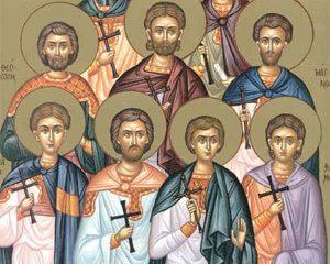 Calendar creștin-ortodox 29 Aprilie 2020! Sfinții Mucenici din Cizic 10
