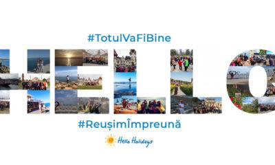 Agenția de turism Hello Holidays este alături de turiștii săi. Reușim împreună! 15