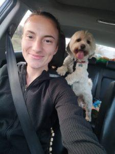 Reportaj atletism: Ea este sportiva care are 27 de animale de companie! Foto! 5
