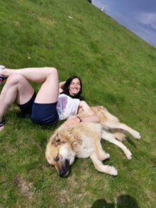 Reportaj atletism: Ea este sportiva care are 27 de animale de companie! Foto! 3