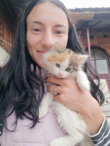 Reportaj atletism: Ea este sportiva care are 27 de animale de companie! Foto! 4