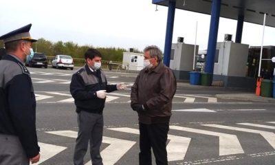 Ministrul de interne în control la frontieră. Șeful Poliției a verificat dacă se respectă Ordonanța 7.FOTO 6