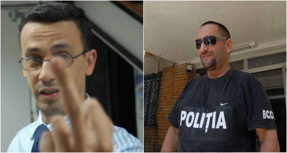 Alertă! Victor Ciutacu recidivează! Atac incredibil la adresa Poliției, după ce, oamenii legii aceștia au împușcat un infractor 1