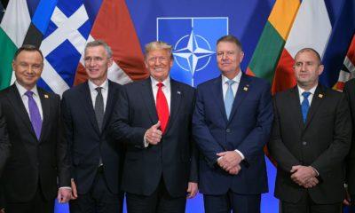 Klaus Iohannis mesaj de ultimă oră. În condiţiile dificile actuale, NATO a luat măsuri rapide şi hotărâte pentru limitarea răspândirii virusului 2