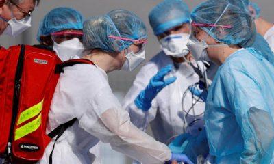 42 de medici şi asistenţi medicali din cadrul Ministerului Apărării Naţionale şi Ministerului Sănătăţii pleacă joi în Republica Moldova pentru a ajuta la tratarea pacienţilor cu COVID-19 18