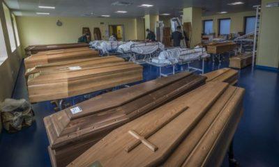 Trist! Reguli de înmormântare a celor decedați de CORONAVIRUS! 12