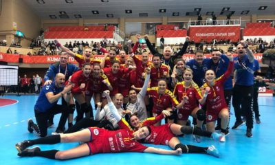 Naționala feminină de handbal, calificată DIRECT la EURO2020! 8