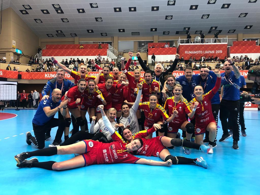 Naționala feminină de handbal, calificată DIRECT la EURO2020! 1