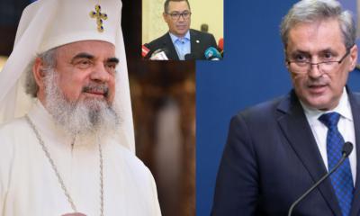 """Victor Ponta a răbufnit după ce ministrul de interne a încheiat un acord cu Patriarhul Daniel! """"Va avea soarta lui Dragnea""""! 11"""