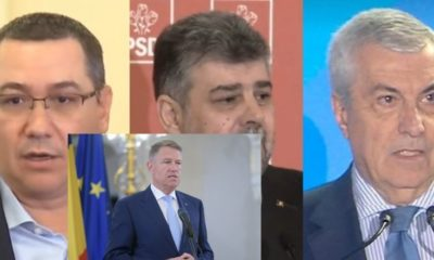 Klaus Iohannis atac dur la Opoziție după ce au modificat Starea de Urgență! Ciolacu, Ponta, Tăriceanu desființați de președinte. Nimeni nu va scăpa! Vor plăti! 6