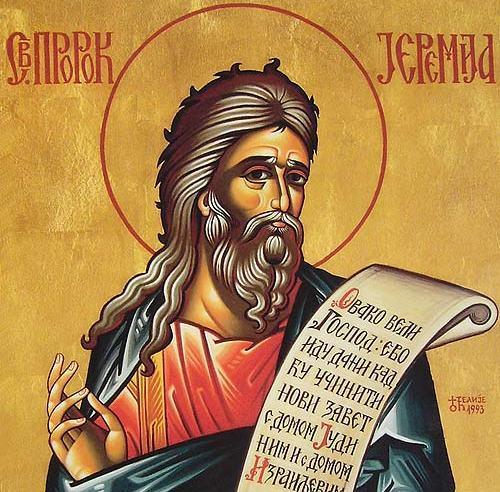 Calendar creștin-ortodox 1 Mai 2020! Sfântul Prooroc Ieremia 1