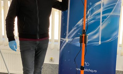 Blue Lagoon Clean a început producția unor kituri de lămpi UVC germicidale cu eficiență 99% împotriva microorganismelor, inclusiv COVID-19 9