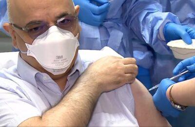 Raed Arafat s-a vaccinat anti-Coronavirus! FOTO! 6