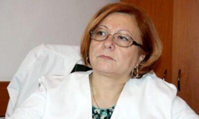 ALERTĂ! Medicul Carmen Dorobăţ, fost manager al Spitalului de Boli Infecţioase din Iaşi, a fost confirmat cu Covid-19 după ce se vaccinase în 27 decembrie 15