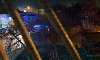 ALERTĂ! FOTO. Incendiu puternic la un spital din România! Tragedia de la Piatra-Neamț pe cale să se repete 3
