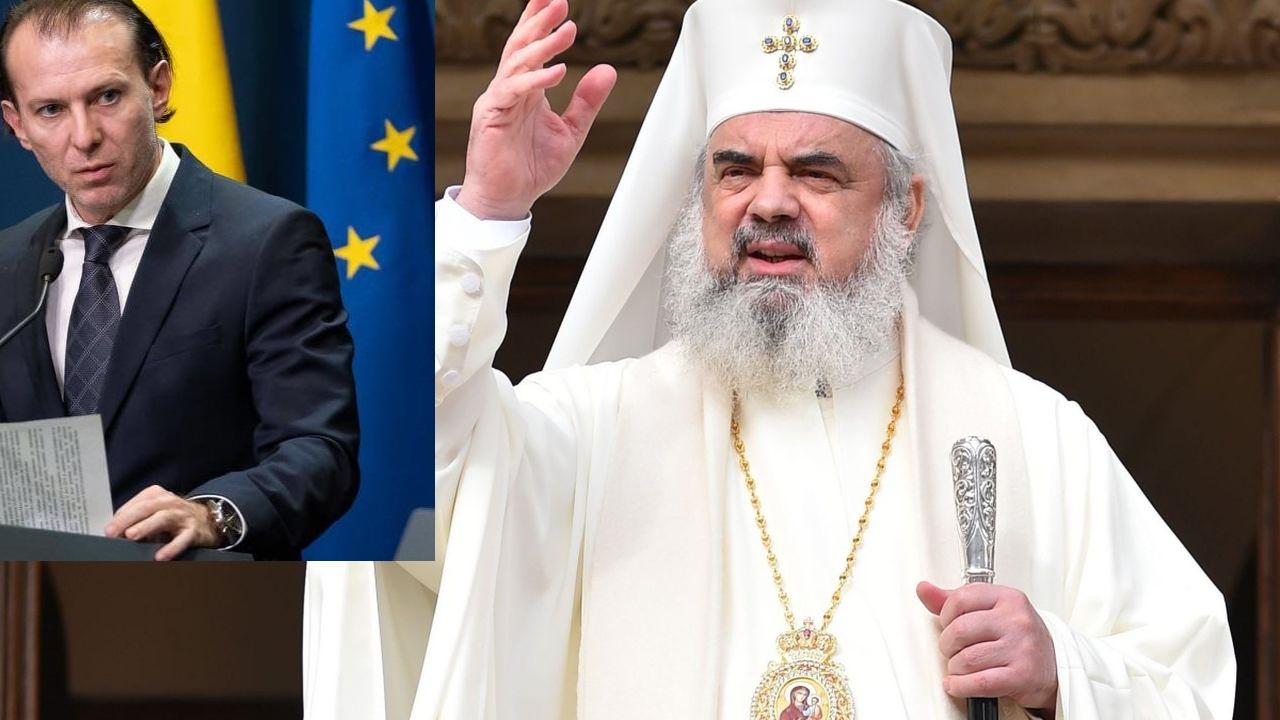 ALERTĂ! Cerere de ultimă a Patriarhului Daniel,de la Guvernul Cîțu. Ce-i solocită șeful BOR 1