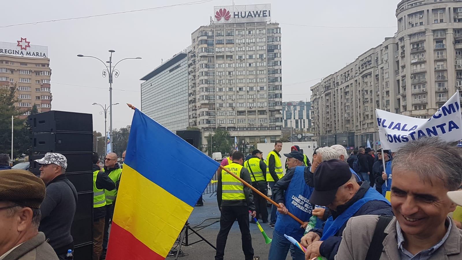 Guvernul Cîțu sub asediul protestelor. Zeci de mi de oameni sunt în stradă 1