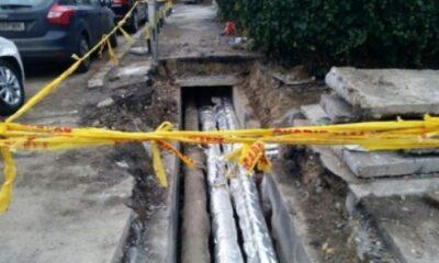 Avarie! Peste 400 de blocuri din sectoarele 2 şi 3 ale Capitalei fără apă caldă şi căldură 10