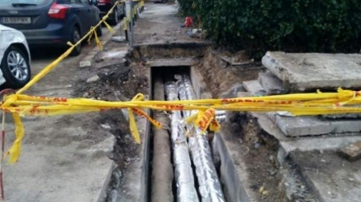 Avarie! Peste 400 de blocuri din sectoarele 2 şi 3 ale Capitalei fără apă caldă şi căldură 1