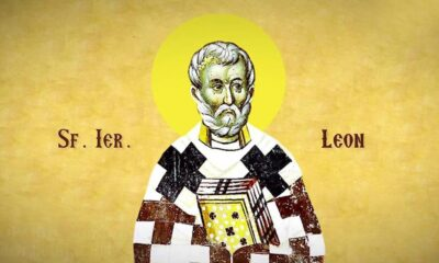 Calendar creștin ortodox, 18 februarie, 2021. Sfantul Leon, Papă al Romei 10