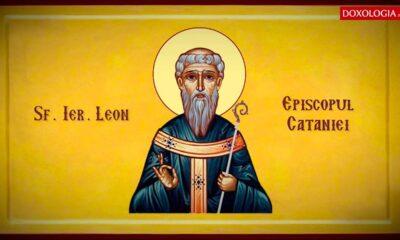Calendar creștin-ortodox,20 februarie,2021. Sfântul Leon, episcopul Cataniei 21