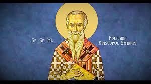 Calendar creștin-ortodox,23 februarie,2021. Policarp, sfântul născut în temniță 1