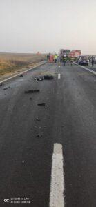 ALERTĂ! Accident grav în Giurgiu! Un mort, trei persoane încarcerate. Imagini Șocante 14