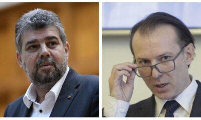 Liderul PSD, Marcel Ciolacu, amenință Guvernul Cîțu! Când vrea să-l demită pe premier 10