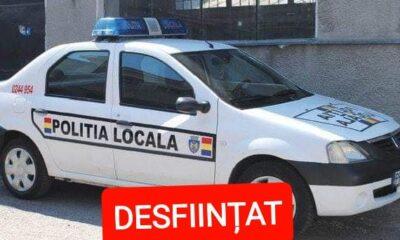 LOVITURĂ pentru Poliția Locală! Comunitarii au rămas pe drumuri. FOTO 2