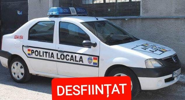 LOVITURĂ pentru Poliția Locală! Comunitarii au rămas pe drumuri. FOTO 5