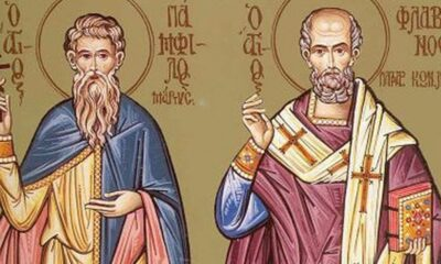 Calendar creștin-ortodox,16 februarie, 2021. Sfinții Mucenici Pamfil și Valentin 8