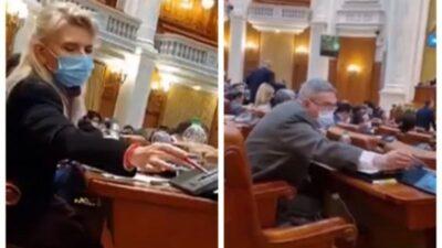 ALERTĂ în Parlamentul României! Senatorii și deputații prinși la furat vor fi aspru sancționați! FOTO 5