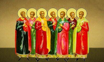 Calendar creștin-ortodox,10 aprilie,2021. Sfinții Mucenici Terentie, African, Maxim și Pompie 19