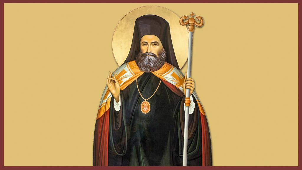 Calendar creștin-ortodox,11 aprilie,2021. Sfântul Ierarh Calinic de la Cernica, Sfântul Mucenic Antipa; Sfântul Farmutie 5