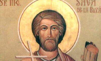 Calendar creștin-ortodox, 12 aprilie, 2021. Sfântul Mucenic Sava de la Buzău 26