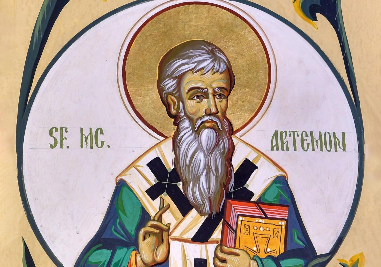 Calendar creștin-ortodox, 13 aprilie, 2021. Sfântul Mucenic Artemon 1