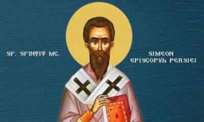 Calendar creștin-ortodox, 17 aprilie,2021. Sfântul Simeon, Episcopul Persiei 14