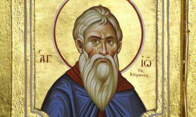 Calendar creștin-ortodox, 18 aprilie, 2021. Sfântul Cuvios loan, ucenicul Sfântului Grigorie Decapolitul 15