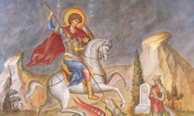 Calendar creștin-ortodox, 23 aprilie, 2021. Sfântul Mare Mucenic Gheorghe 15