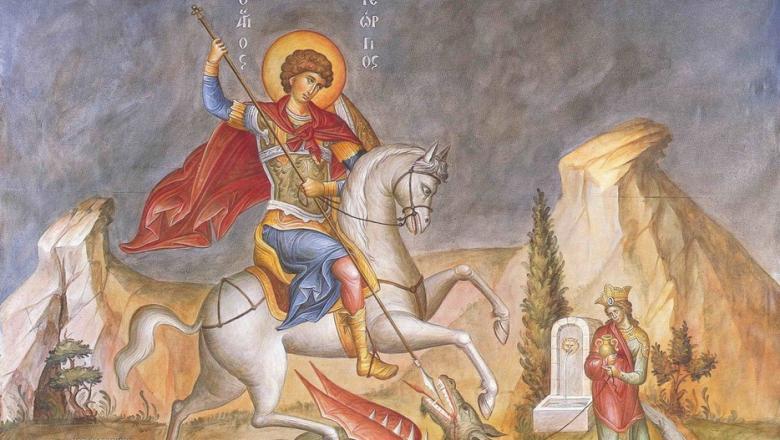Calendar creștin-ortodox, 23 aprilie, 2021. Sfântul Mare Mucenic Gheorghe 1
