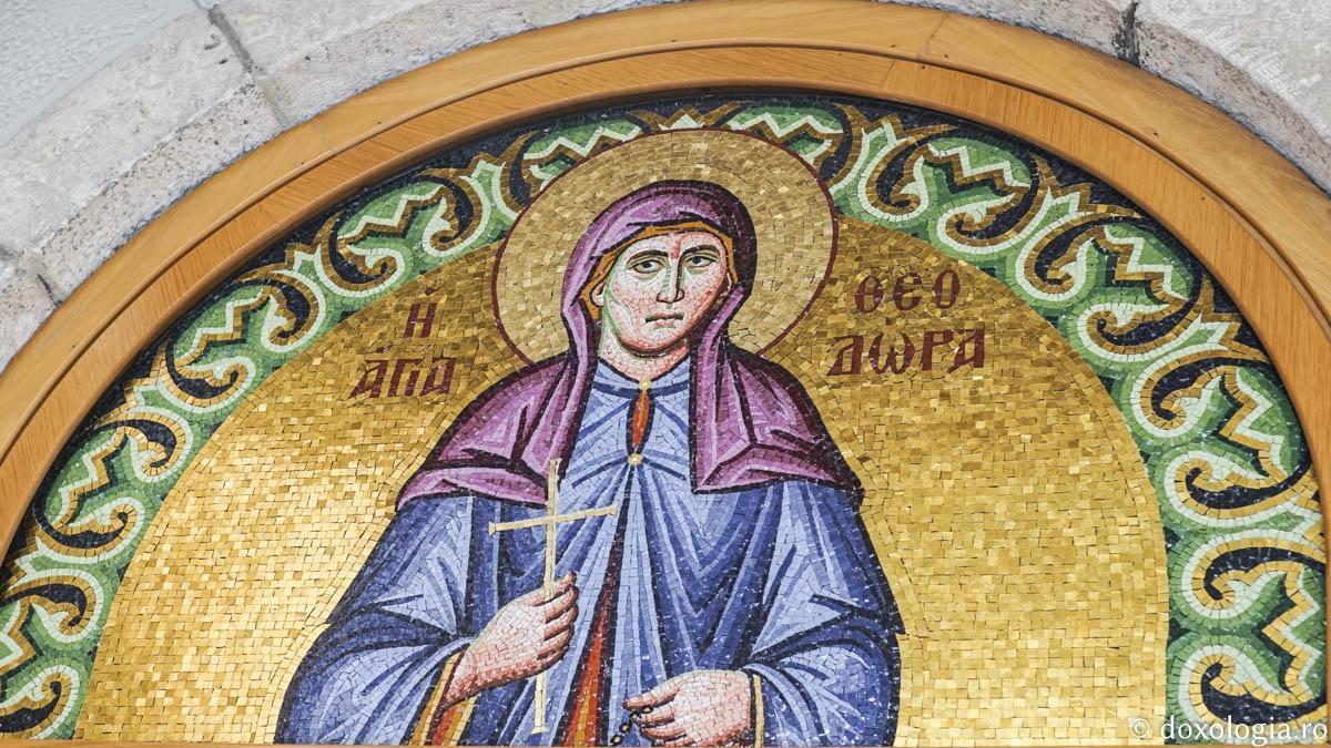 Calendar creștin-ortodox,5 aprilie,2021. Sfinții Mucenici Agatopod și Teodul. Sfânta Teodora din Tesalonic 5