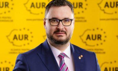 Deputații l-au taxat pe colegul lor de la AUR, Dan Tănasă! Sancțiune scrisă pentru înjurături 8
