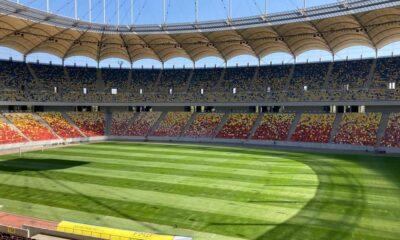 Newsbucuresti.ro: A fost montat noul gazon de pe Arena Naţională 18