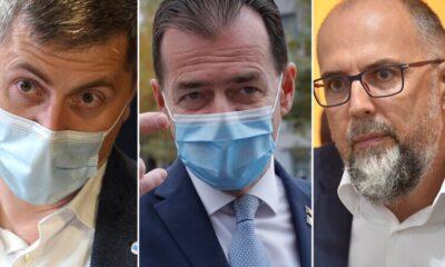 ALERTĂ! Ședință de urgență a Coaliției USR-PLUS, PNL, UDMR, după demiterea ministrului sănătății, Vlad Voiculescu! Posibil să fie anunțat viitorul șef de la sănătate 8