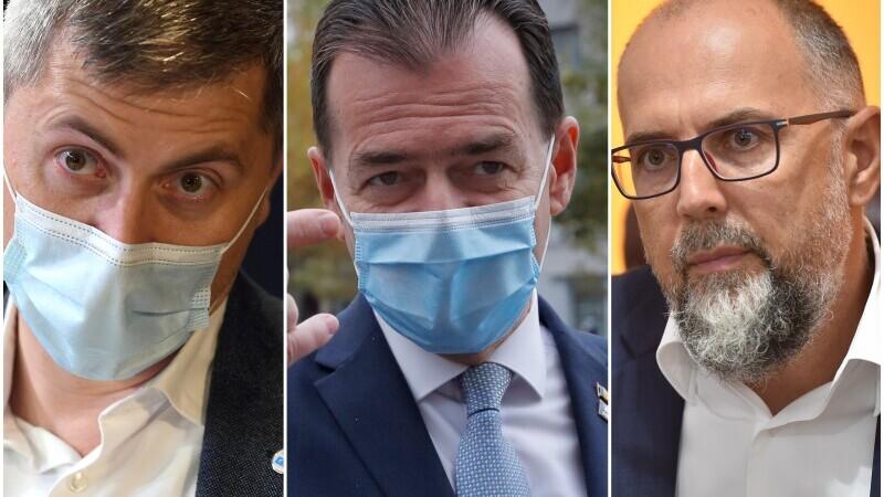 ALERTĂ! Ședință de urgență a Coaliției USR-PLUS, PNL, UDMR, după demiterea ministrului sănătății, Vlad Voiculescu! Posibil să fie anunțat viitorul șef de la sănătate 1
