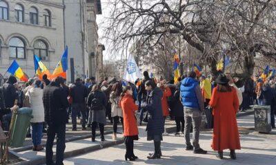 ALERTĂ LA GUVERN! Sindicaliştii din silvicultură pichetează Ministerul Mediului, Apelor şi Pădurilor 10