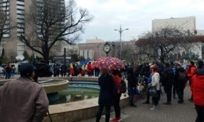 Newsbucuresti.ro: O nouă zi de proteste în București. Ce mesaj transmite Jandarmeria românilor 16