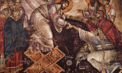 Calendar creștin-ortodox, 1 mai, 2021. Coborârea la iad a Mântuitorului 12