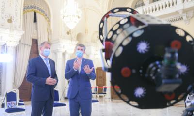 Newsbucuresti.ro: Iohannis: Promovarea astronomiei nu ar fi posibilă fără cei care depun constant eforturi și dăruire în sprijinul alfabetizării științifice 9