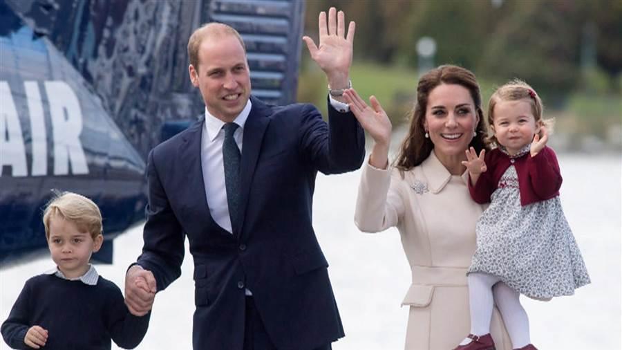 FOTO! Cum arată Prințesa Charlote, fiica lui William și Kate, la 6 ani! 5